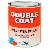 De IJssel DD lak Double Coat hoogglans 1kg
