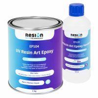 RESION UV Resin Art Epoxy HV 1,5 kg