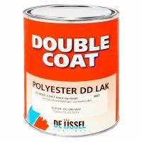 De IJssel Double Coat DD lak matglans 1kg