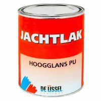 Le vernis pour yacht IJssel traditionnel très brillant