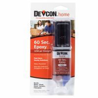Devcon 60seconden epoxy. Supersnelle epoxylijm