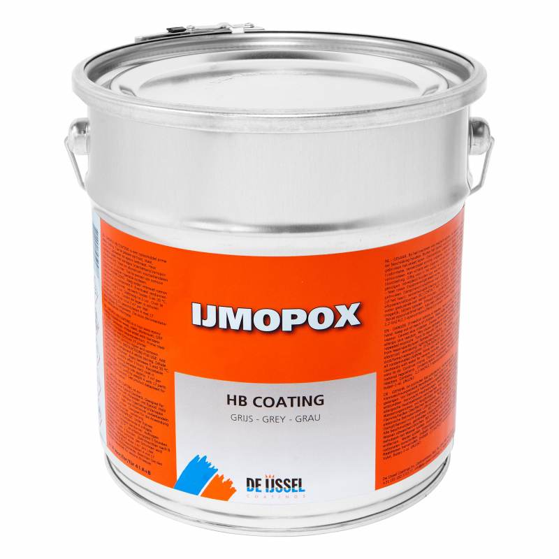 De IJssel IJmopox HB Coating primer 4kg