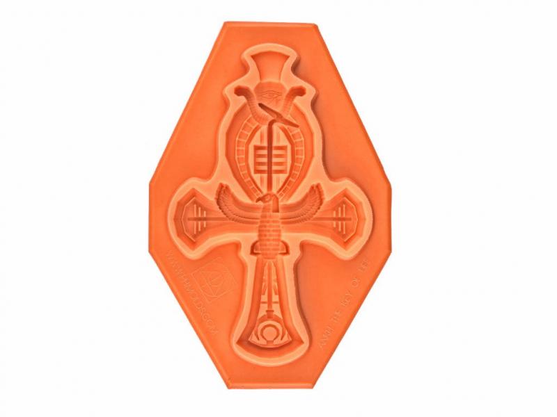 Ankh key of life siliconen mal
