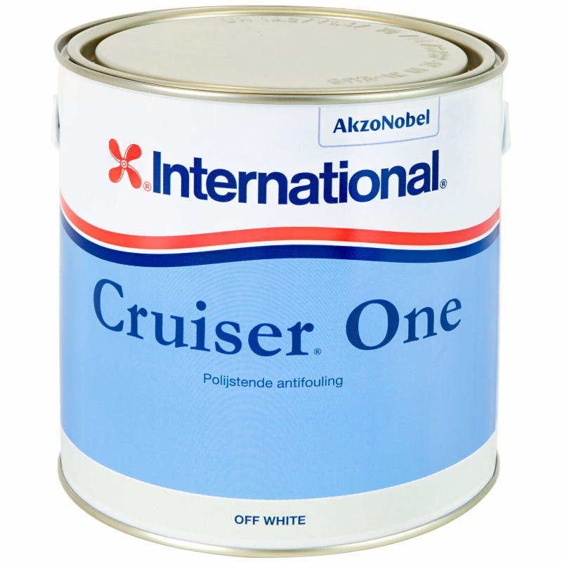 Antifouling International Cruiser One zelfslijpend
