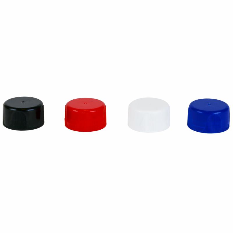 Doppen DIN28 voor plastic fles