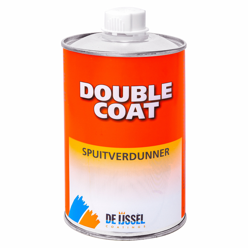 De IJssel Double Coat DD lak spuitverdunner