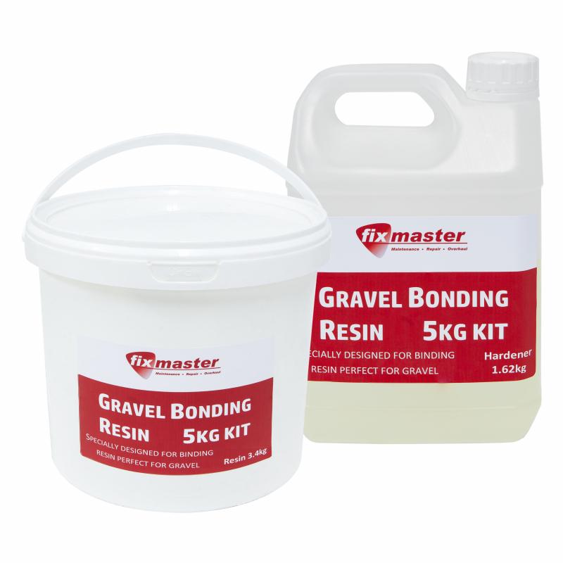 Fixmaster Gravel Bonding Resin