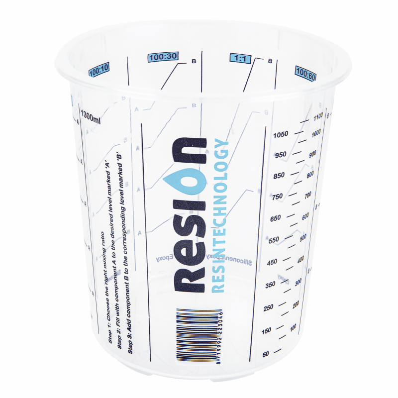 RESION Mengbekers 1300 ml