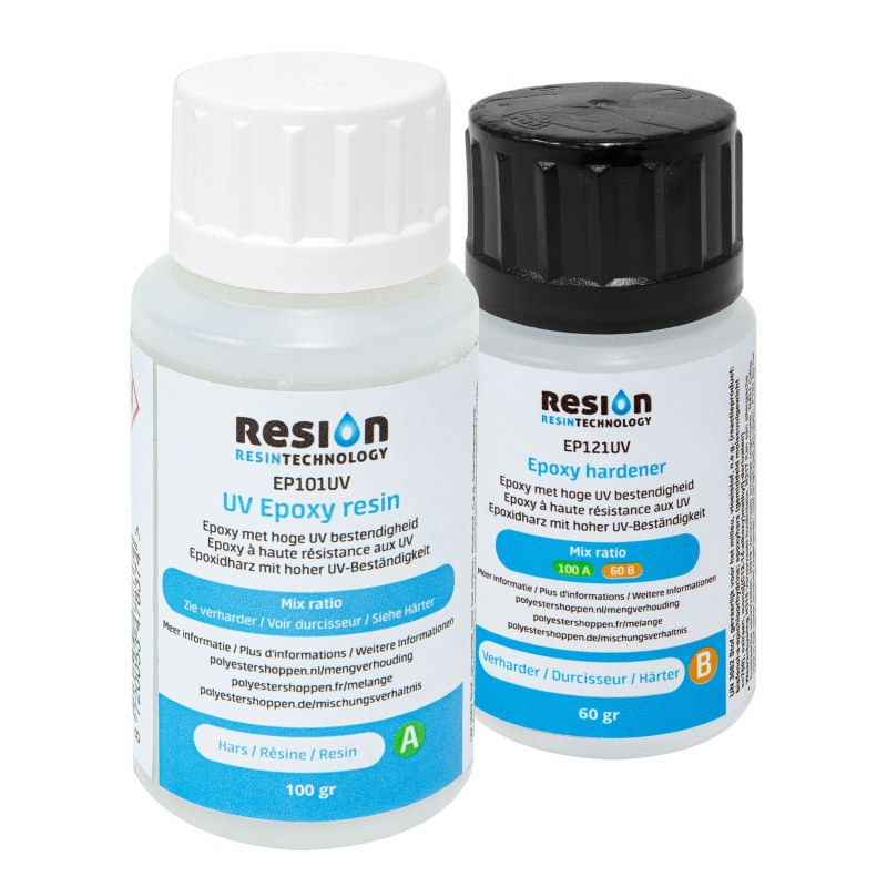RESION UV epoxy resin 160 gram