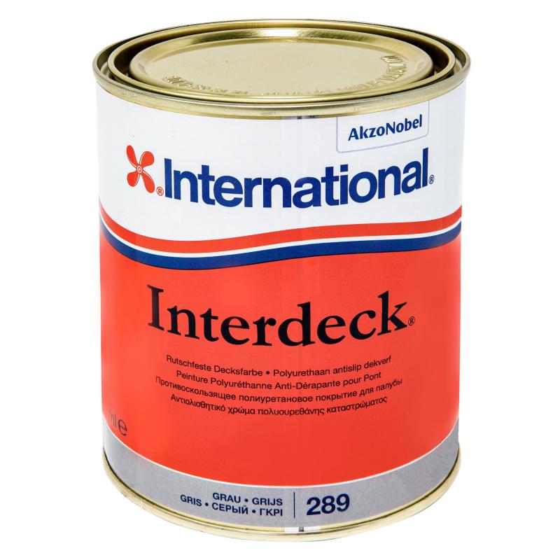 International Interdeck Grijs