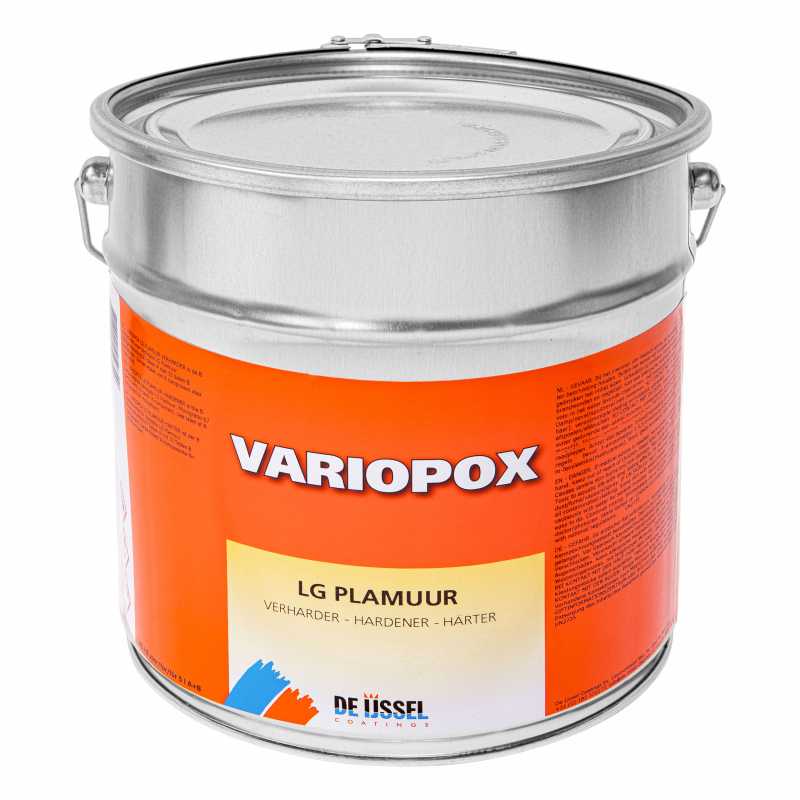 IJssel Variopox LG Plamuur epoxy verharder