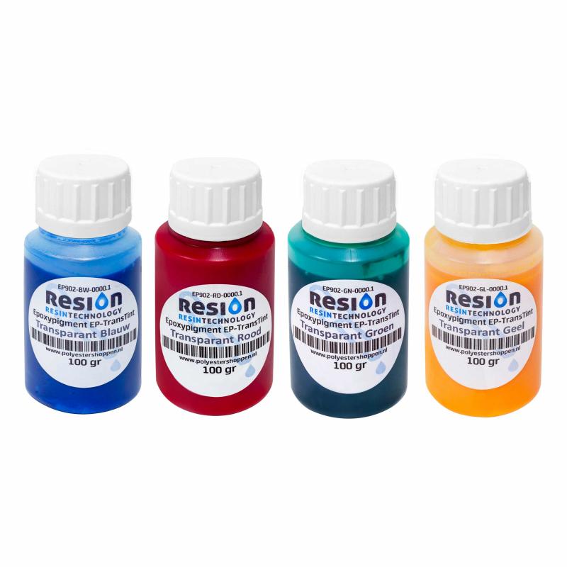 RESION TransTint pigmenten