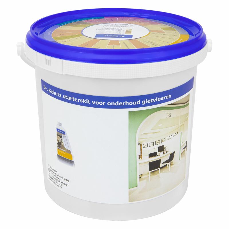 Dr. Schutz vloerreiniger verpakkingsemmer