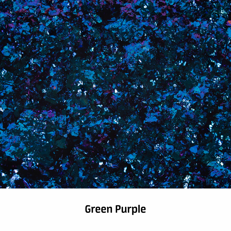 RESION ChromaTint Green Purple