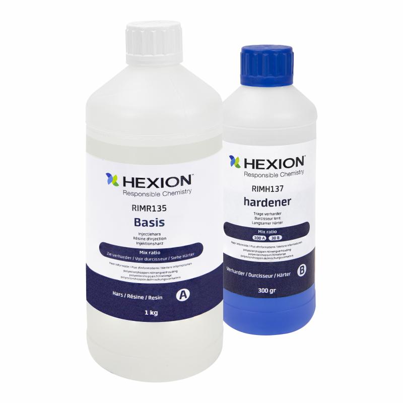 Hexion RIM135 1,3kg set (RIMH137)