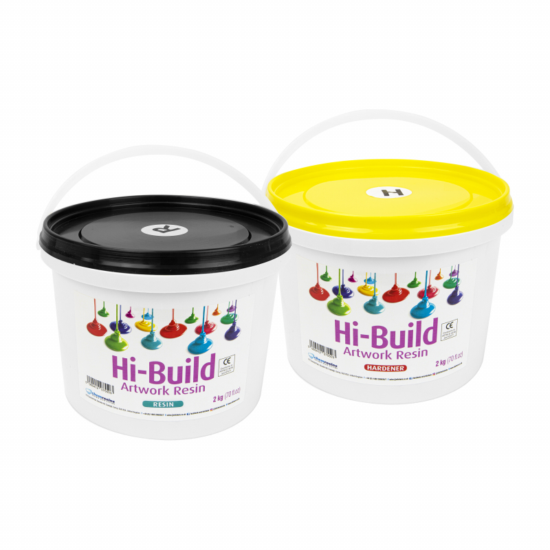 Hi-Build Artwork Resin 2 kg