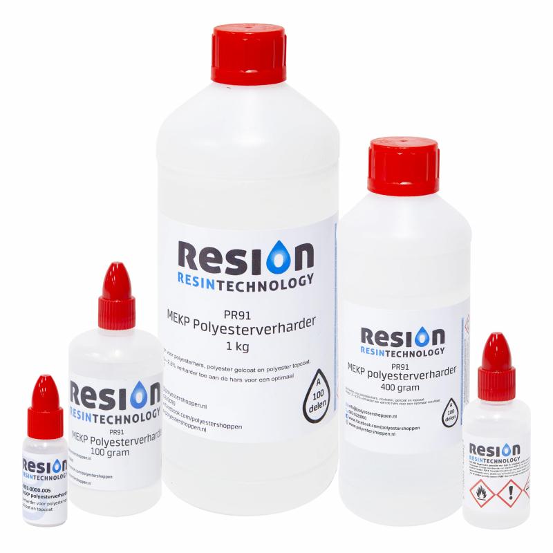 Polyesterverharder MEKP Methyl Ethyl Keton Peroxide