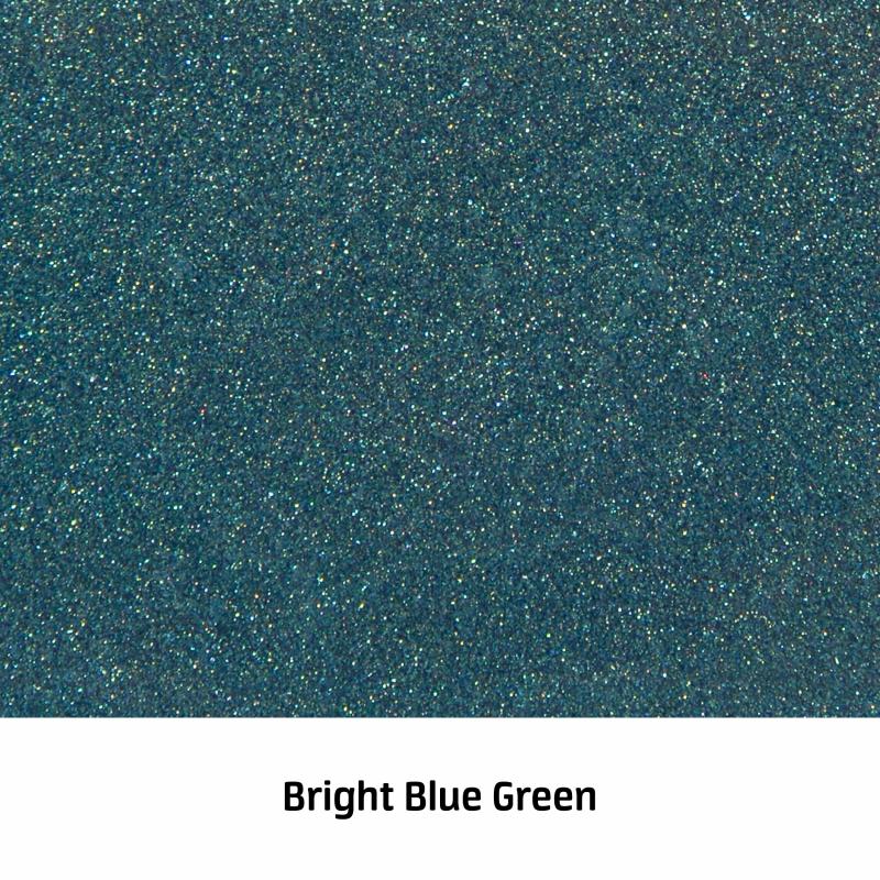 bright blue green