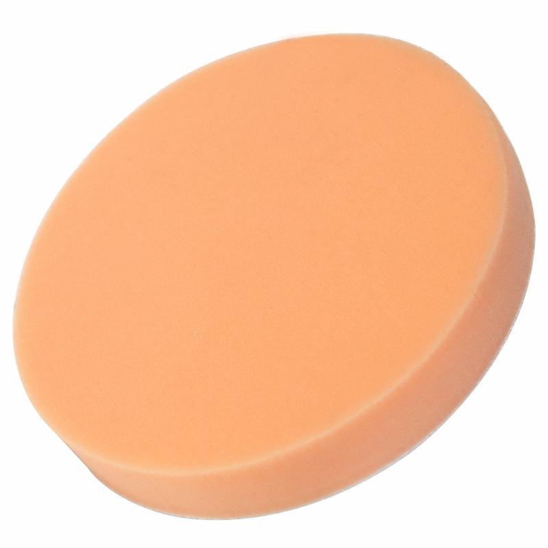 Polijstspons 150mm (oranje)