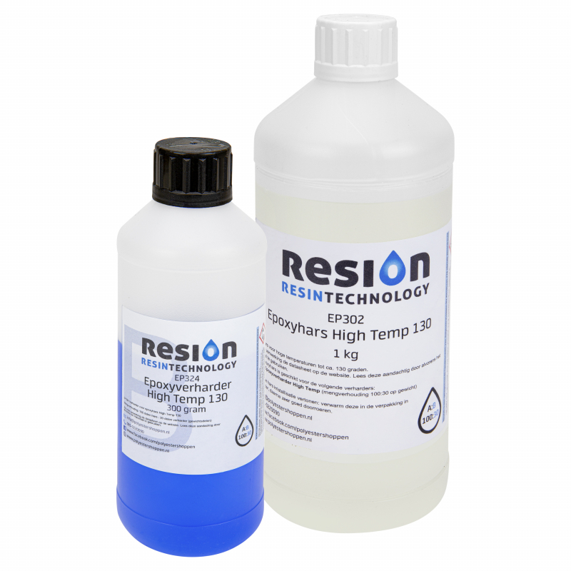 RESION Epoxy hoge temperatuur compilatie