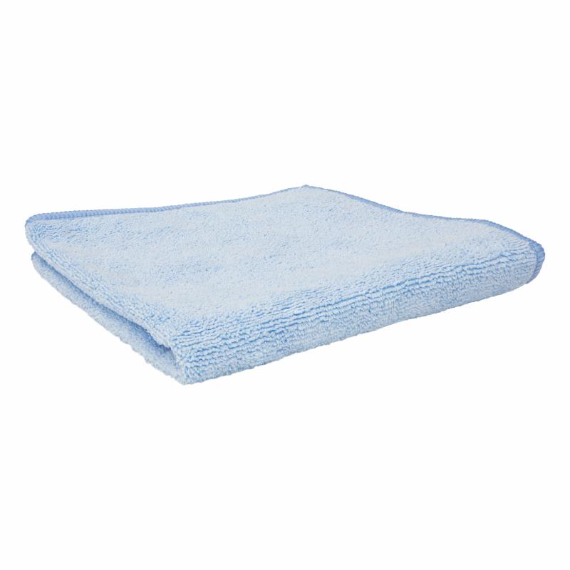 Polijstdoek (blauw)