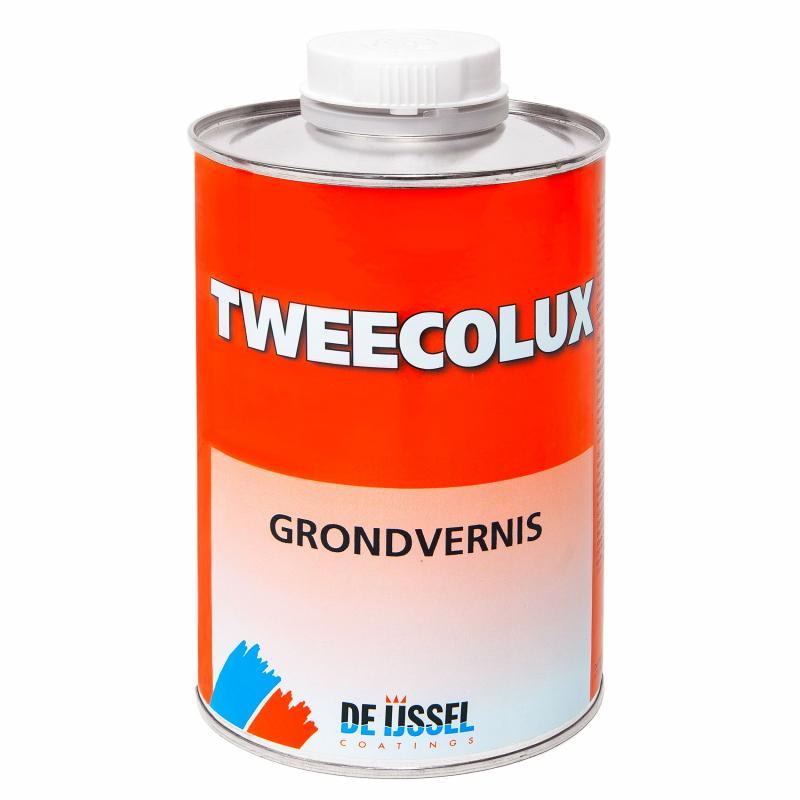 De IJssel Tweecolux grondvernis basis
