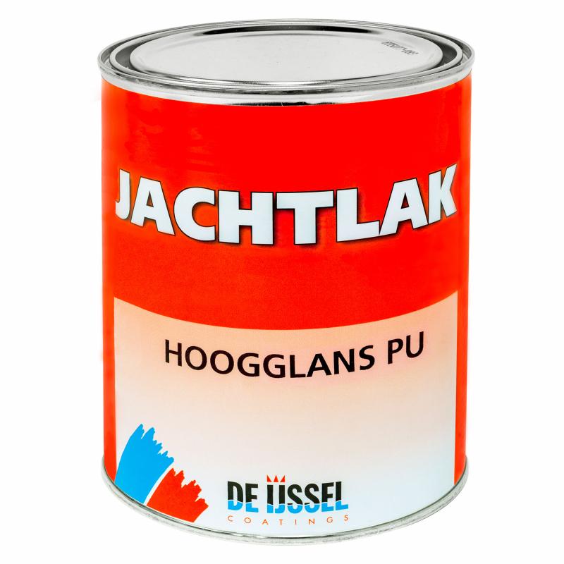 De IJssel jachtlak traditioneel hoogglans