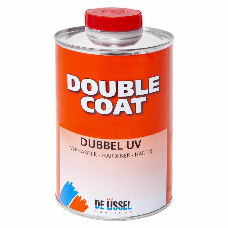 Verharder Double Coat Dubbel UV