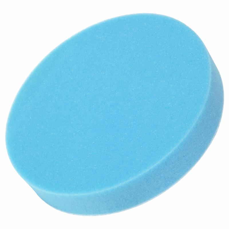 Polijstspons 150mm (blauw)
