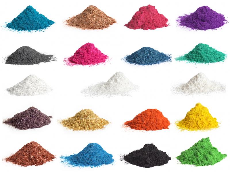 Kleurenassortiment