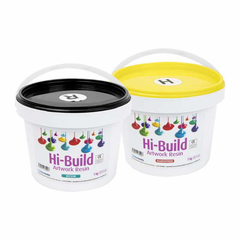 Hi-Build Artwork Resin 1 kg