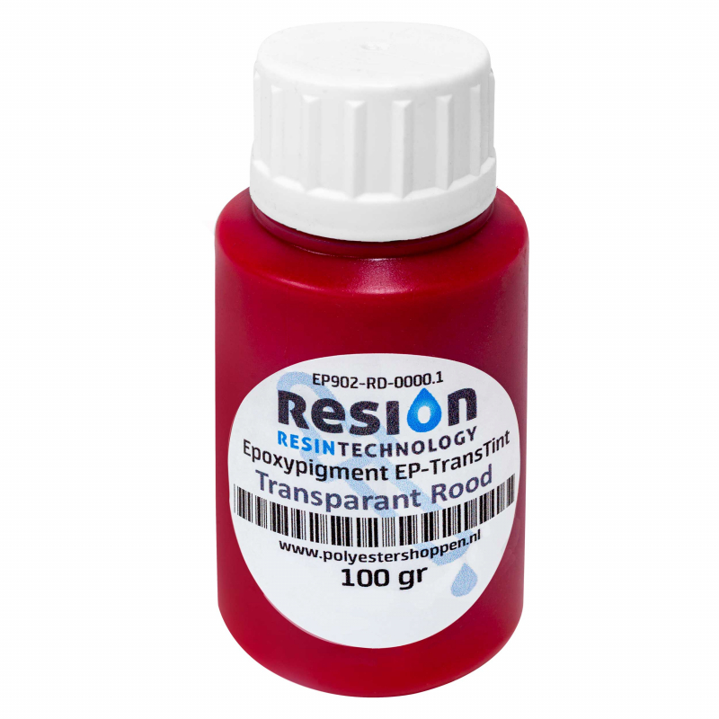 RESION TransTint rood