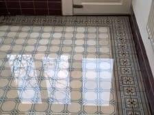 Transparante epoxy vloercoating