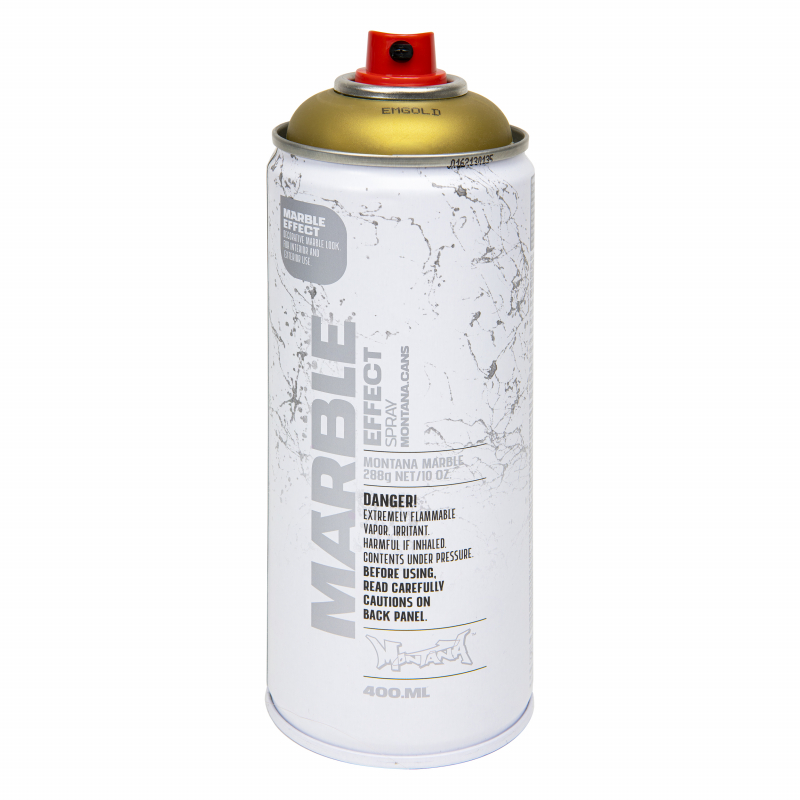 Montana Marmer Spray - Goud