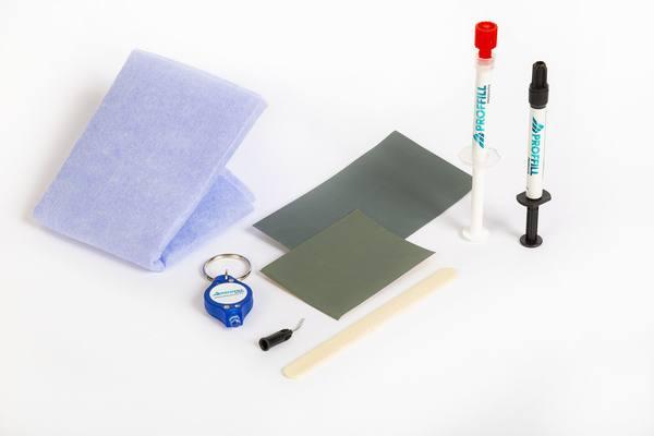 Reparatieset voor acryl baden en douchebakken