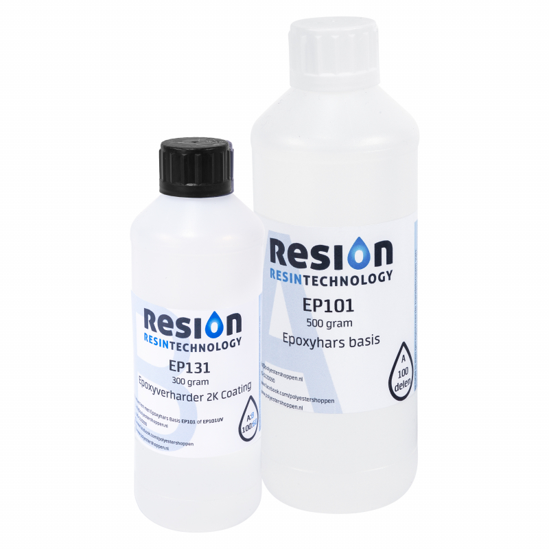 RESION 2K COAT transpante epoxycoating