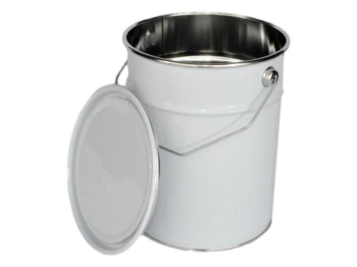 Metalen blik 5, 10 of 20 liter